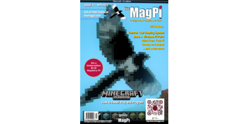 The MagPi Magazine 011 – April, 2013 (englisch)