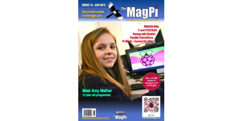 The MagPi Magazine 013 – Juni, 2013 (englisch)