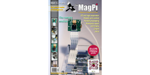 The MagPi Magazine 014 – Juli, 2013 (englisch)