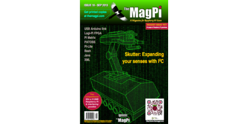 The MagPi Magazine 016 – September, 2013 (englisch)