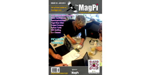 The MagPi Magazine 024 – Juni, 2014 (englisch)
