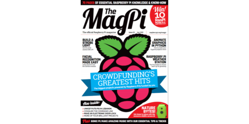 The MagPi Magazine 032 – April, 2015 (englisch)