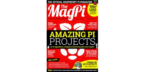 The MagPi Magazine 035 – Juli, 2015 (englisch)