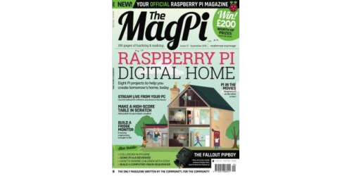 The MagPi Magazine 037 – September, 2015 (englisch)