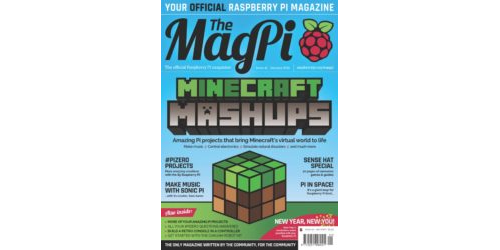 The MagPi Magazine 041 – Januar, 2016 (englisch)