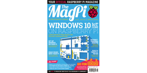 The MagPi Magazine 048 – August, 2016 (englisch)
