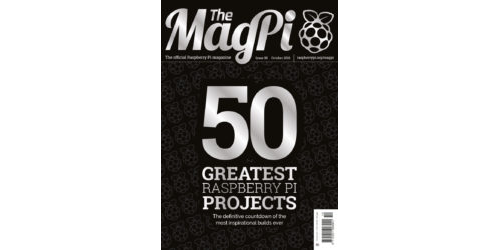 The MagPi Magazine 050 – Oktober, 2016 (englisch)