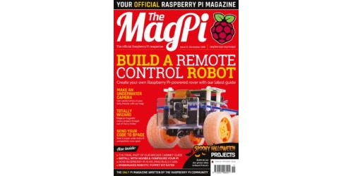 The MagPi Magazine 051 – November, 2016 (englisch)