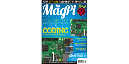 The MagPi Magazine 053 – Januar, 2017 (englisch)