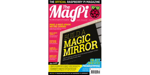 The MagPi Magazine 054 – Februar, 2017 (englisch)