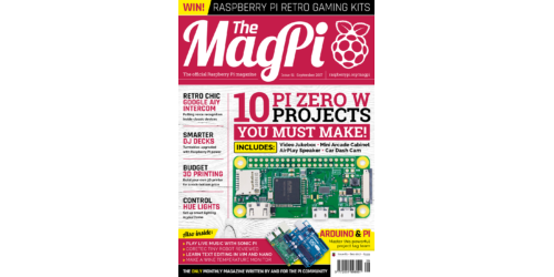 The MagPi Magazine 061 – September, 2017 (englisch)