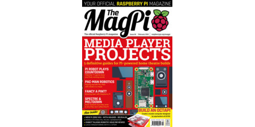 The MagPi Magazine 066 – Februar, 2018 (englisch)