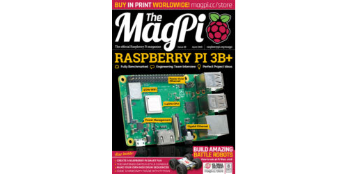 The MagPi Magazine 068 – April, 2018 (englisch)