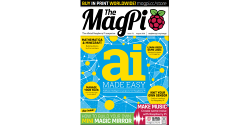 The MagPi Magazine 072 – August, 2018 (englisch)