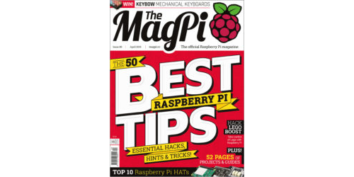 The MagPi Magazine 080 – April, 2019 (englisch)