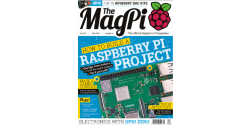 The MagPi Magazine 081 – Mai, 2019 (englisch)