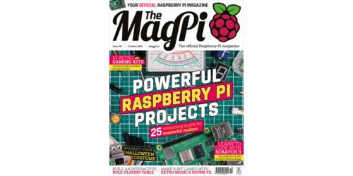 The MagPi Magazine 086 – Oktober, 2019 (englisch)