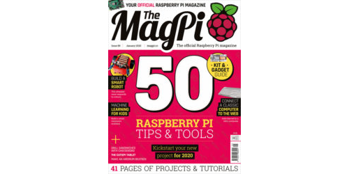 The MagPi Magazine 089 – Januar, 2020 (englisch)