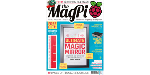 The MagPi Magazine 090 – Februar, 2020 (englisch)
