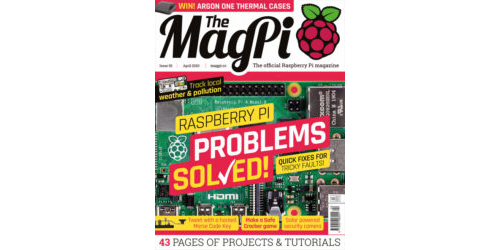 The MagPi Magazine 092 – April, 2020 (englisch)