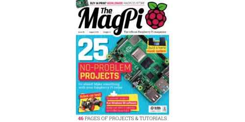 The MagPi Magazine 096 – August, 2020 (englisch)