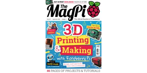 The MagPi Magazine 097 – September, 2020 (englisch)