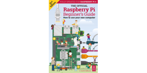 The MagPi Beginner's Guide v2 – 2019 (englisch)