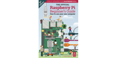 The MagPi Beginner's Guide v3 – 2019 (englisch)