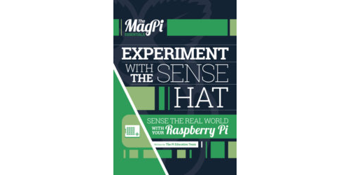 The MagPi Essentials: Sense Hat, 2016 (englisch)