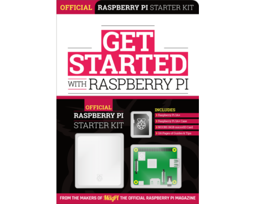 The MagPi Get Started – 2019 (englisch)
