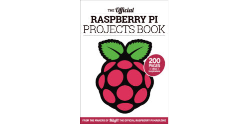 The MagPi Projects Book, 2015 (englisch)