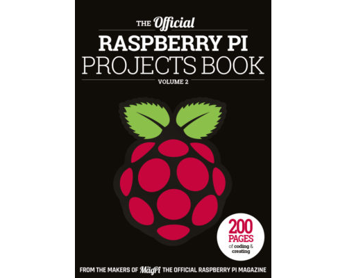 The MagPi Projects Book 2, 2016 (englisch)