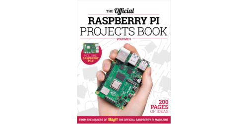 The MagPi Projects Book 5, 2019 (englisch)