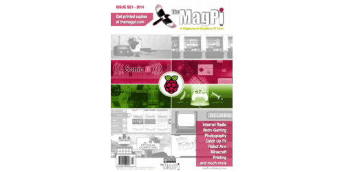 The MagPi Special Edition 1 - 2015 (englisch)