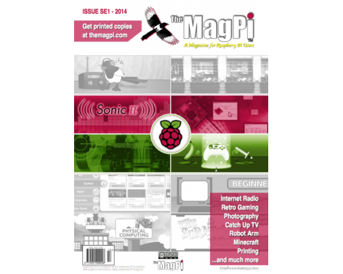 The MagPi Special Edition 1 – 2015 (englisch)